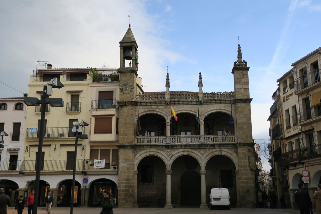 08.Plaza Mayor Plasencia