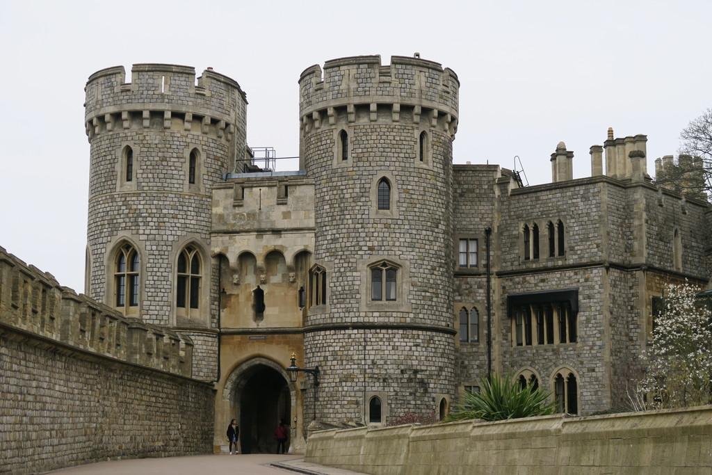 Resultado de imagen de castillo de windsor