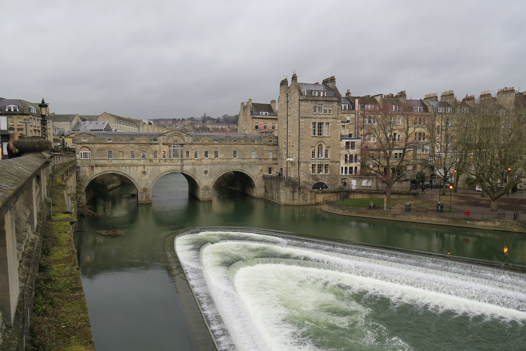 puente Pulteney Bath
