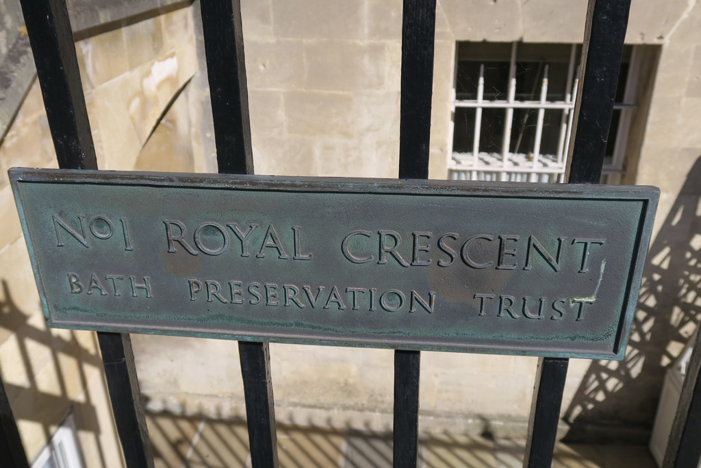 nº1 de Royal Crescent
