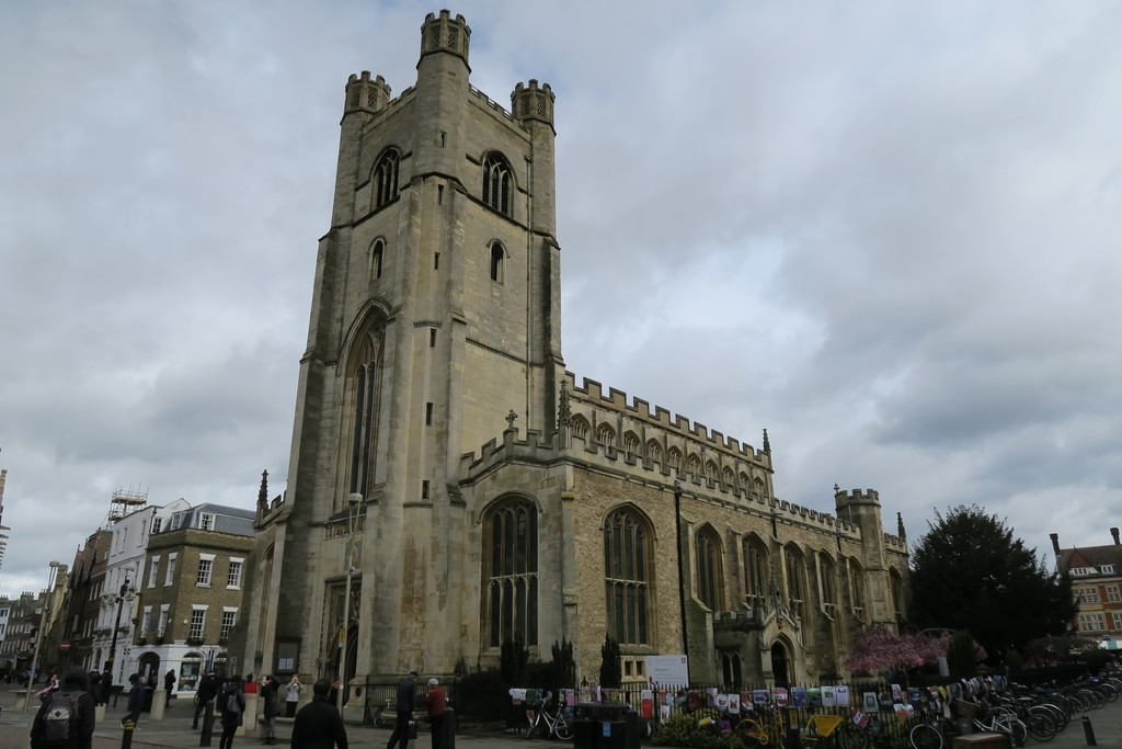 16.Great St Mary Cambridge
