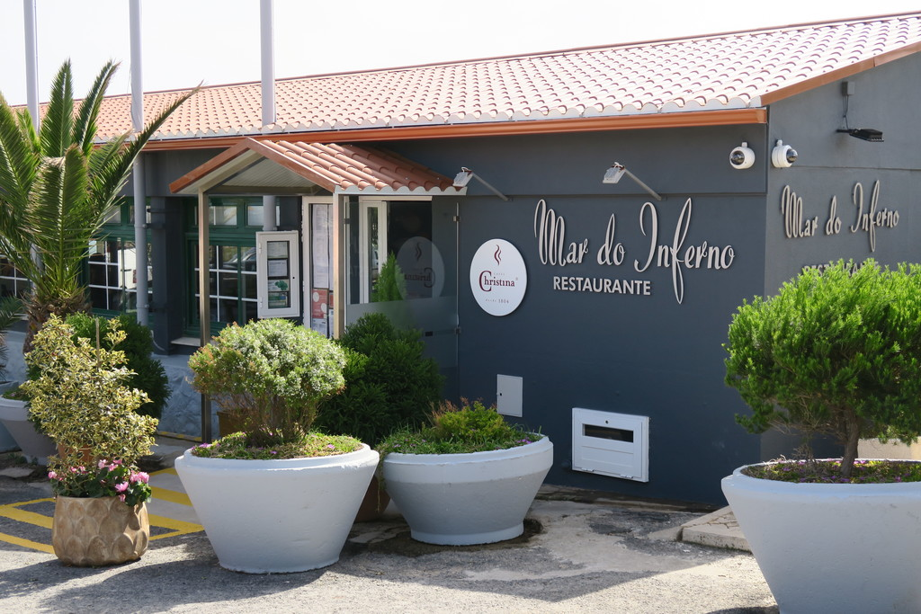 16.Restaurante Mar do Inferno