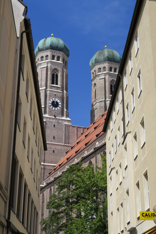 15.Frauenkirche Munich