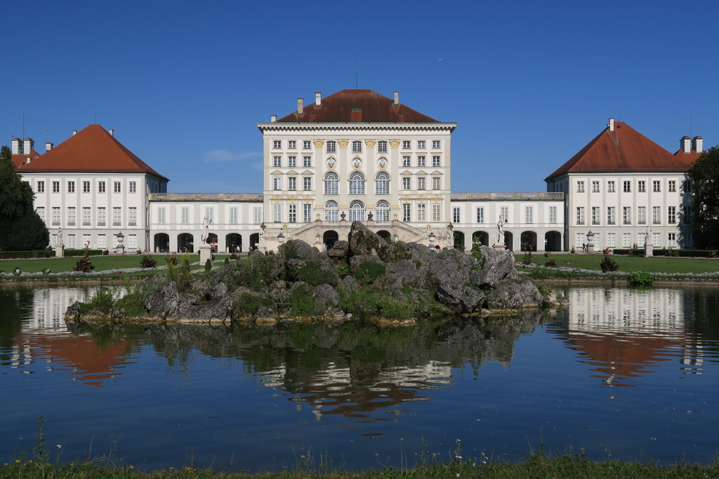34.Palacio Nymphenburg Munich