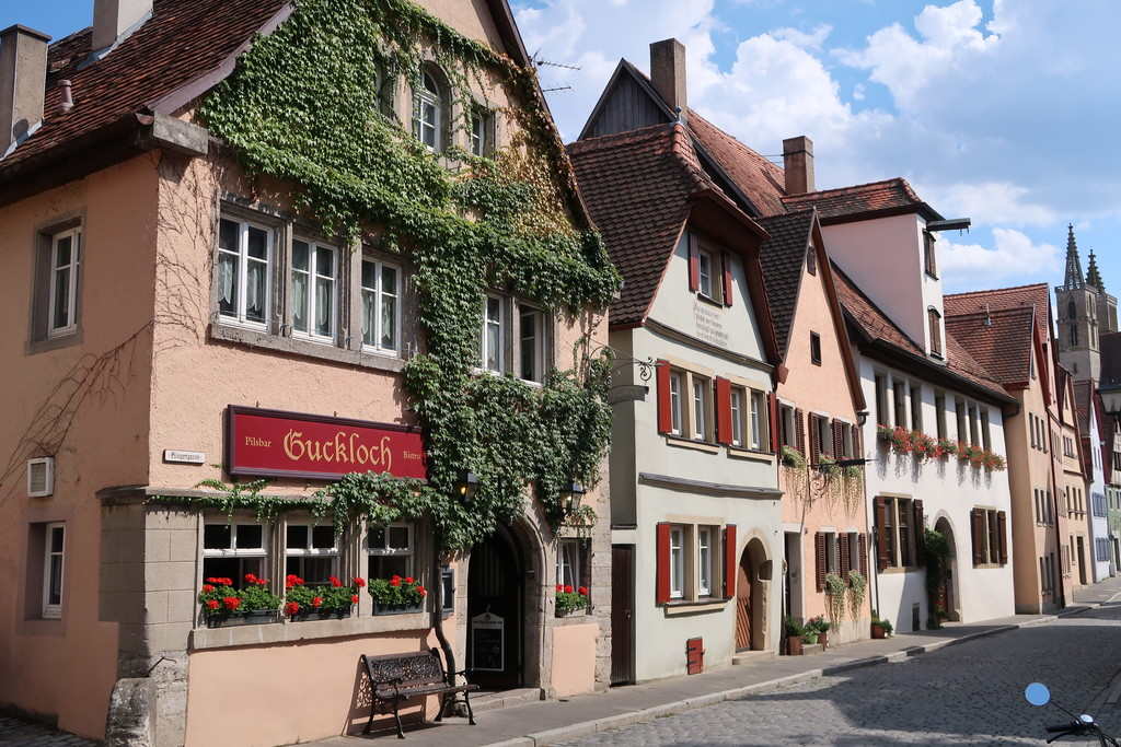 15.Rothenburg ob der Tauber
