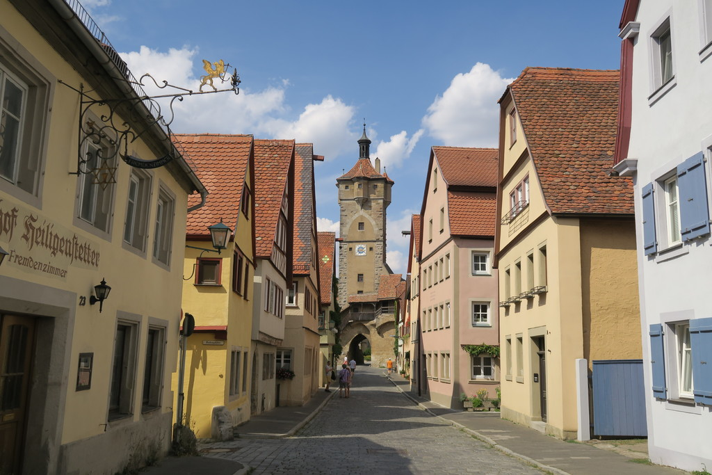 16.Rothenburg ob der Tauber