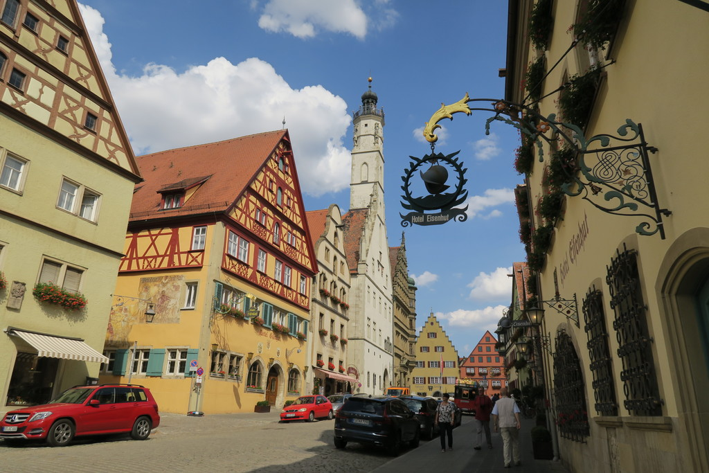 17.Rothenburg ob der Tauber