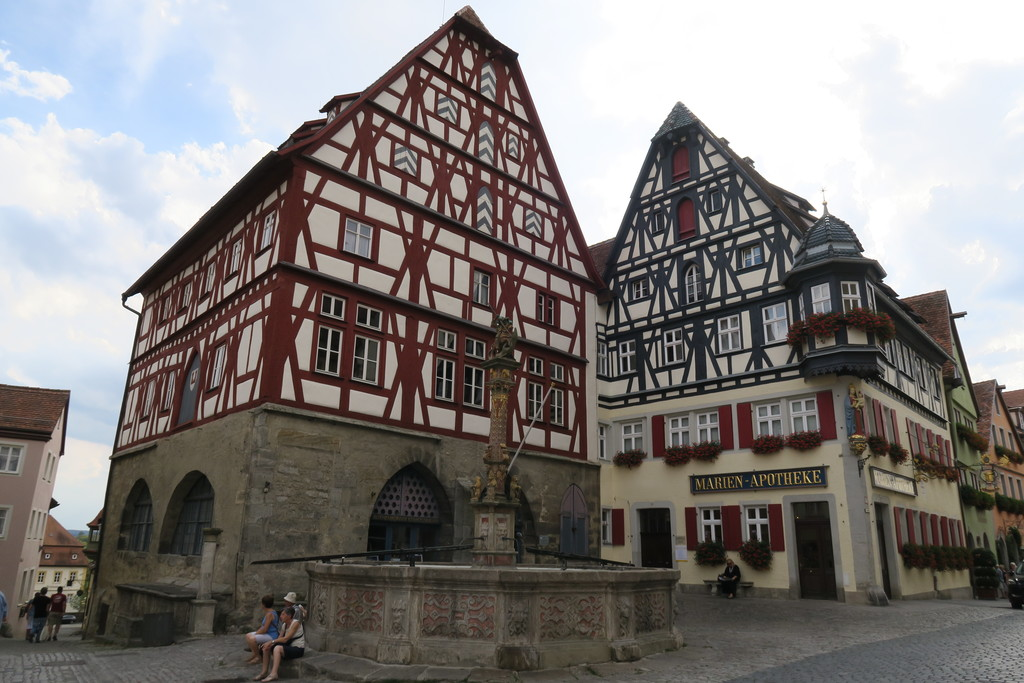 20.Rothenburg ob der Tauber