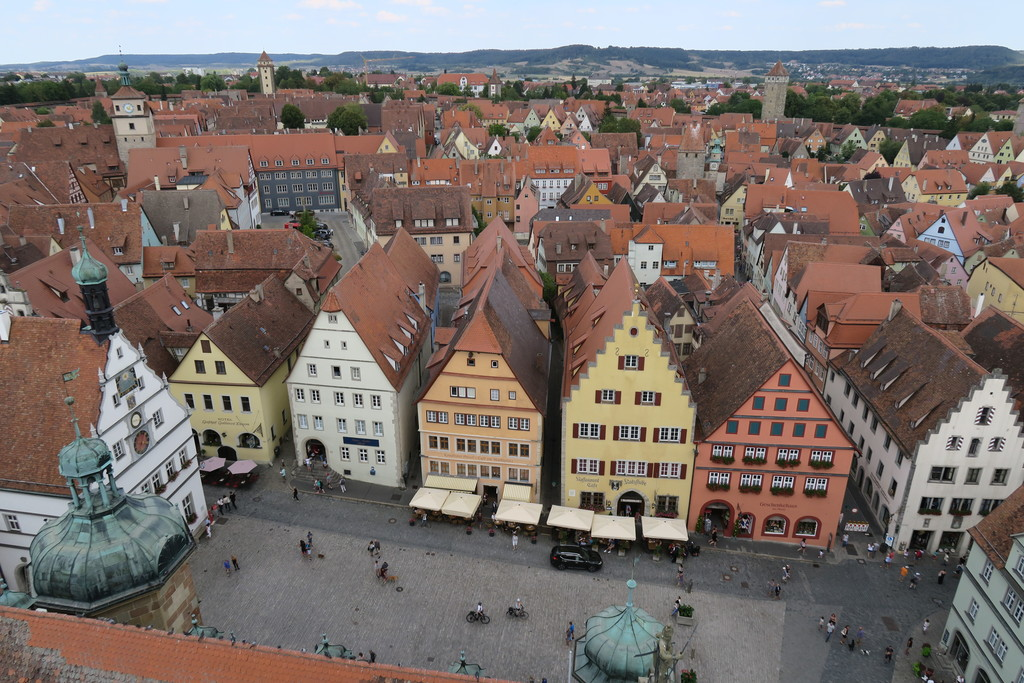 21.Rothenburg ob der Tauber