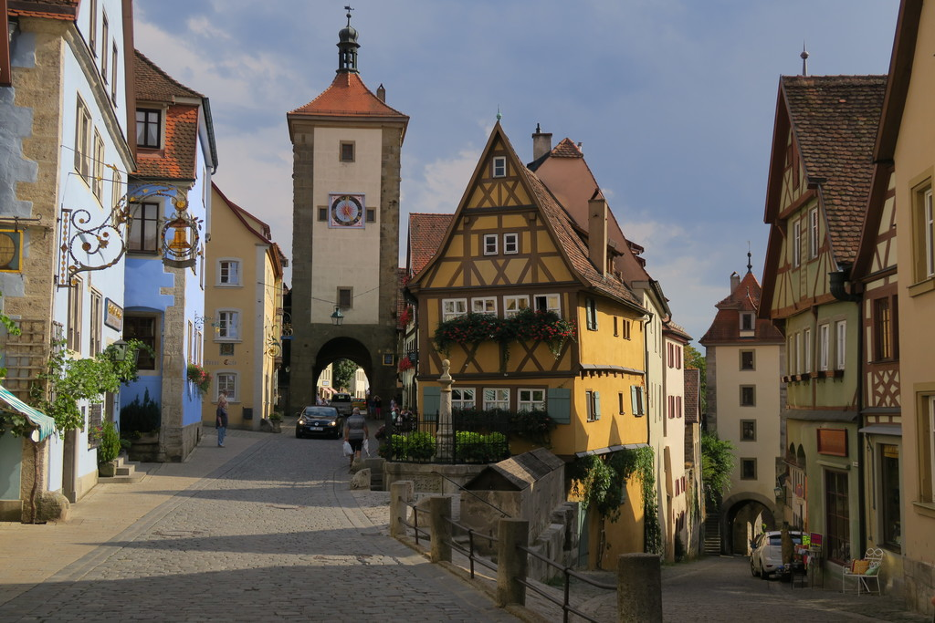 23.Rothenburg ob der Tauber