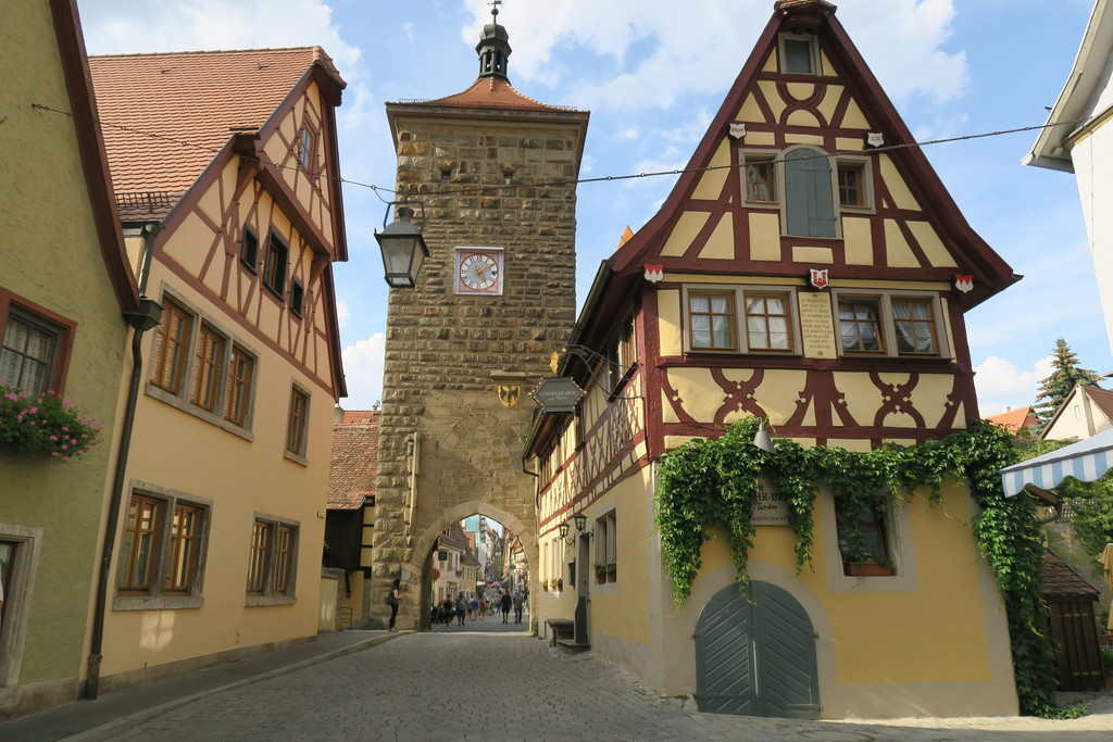 25.Rothenburg ob der Tauber