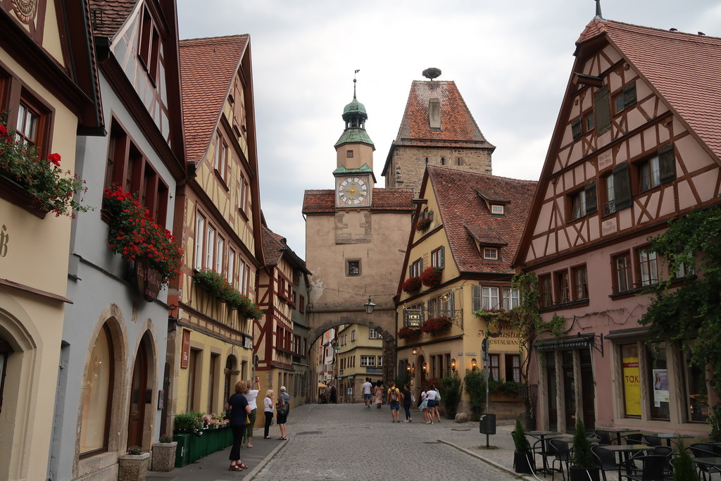 27.Rothenburg ob der Tauber