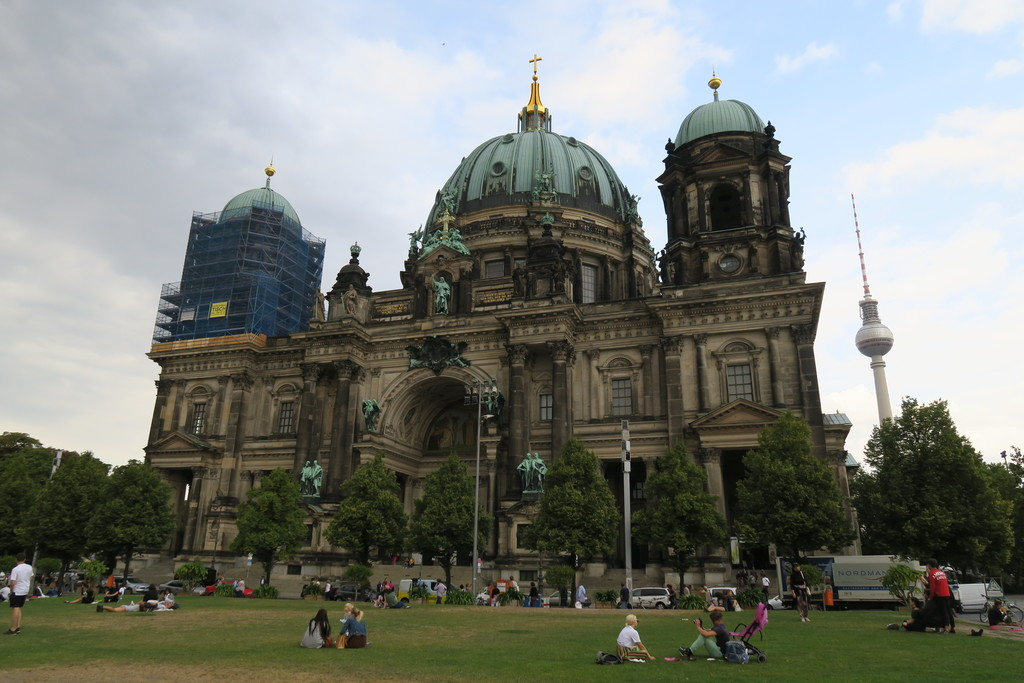 24.Catedral de Berlin
