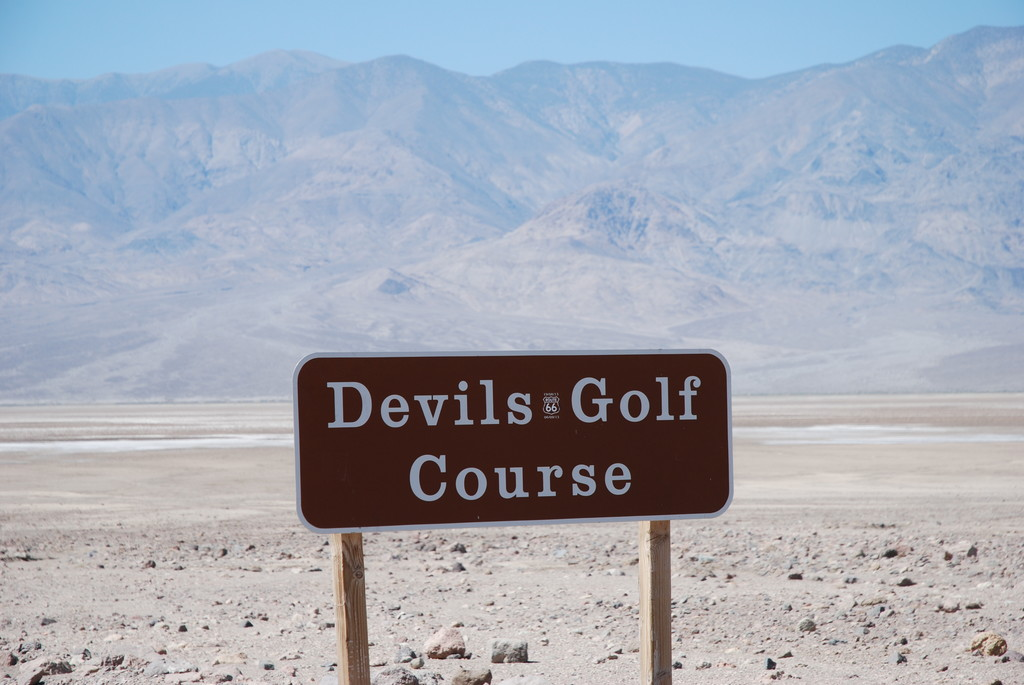 7.Death Valley