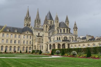 Que ver en Caen y alrededores