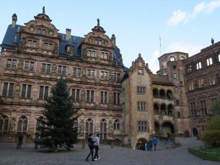 Que ver en Heidelberg en un día y en Navidad