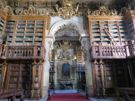 Biblioteca Universidad de Coimbra