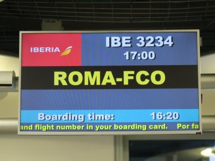 Alojamiento y transporte en Roma