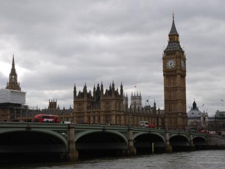 Casas del Parlamento Londres