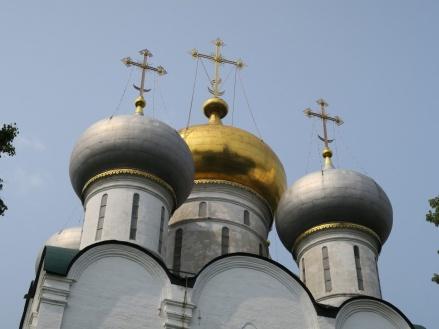 Convento de Novodevichy, Moscú