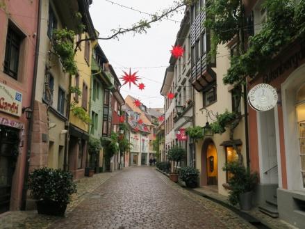 Que ver en Friburgo en un día en Navidad