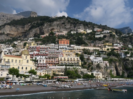 Viaje de 8 días a Nápoles, Pompeya y Costa Amalfitana