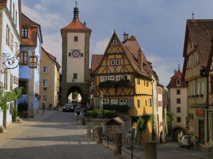 Viaje 17 días por Alemania primera parte: Baviera (Munich, Nuremberg y Ruta Romántica)