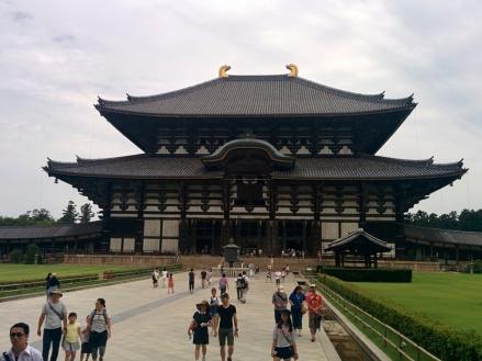 Templo Todai-ji Nara