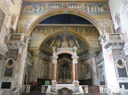 Ruta por las principales iglesias de Roma parte II