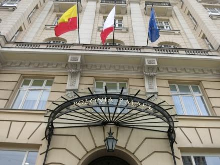 Nuestros hoteles en Polonia
