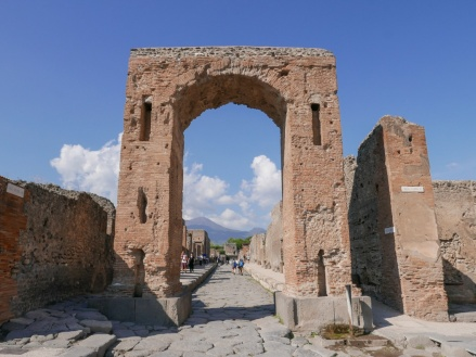 Excursión a Pompeya desde Nápoles